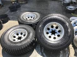 Mickey Thompson. 10.0x16, 6x139.70, ET-25, ЦО 110,1 мм.