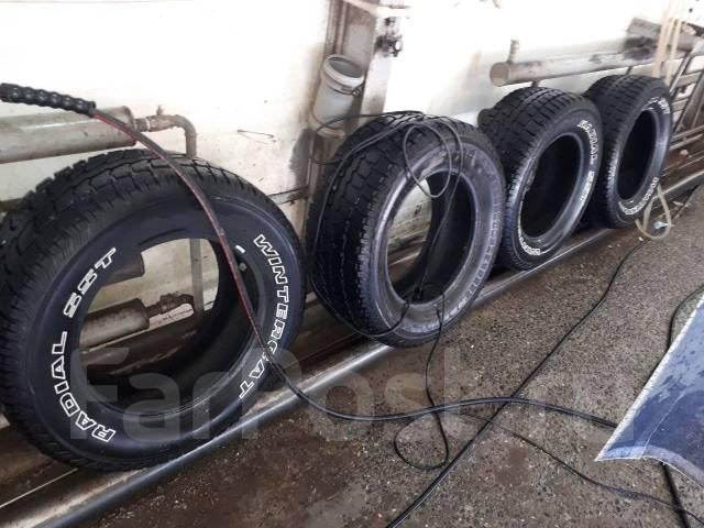 Dean Tires Wintercat SST. Зимние, 2014 год, износ: 20%, 5 шт