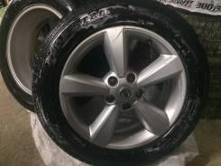 Оригинальные колеса с Nissan Qashqai. x17 5x114.30