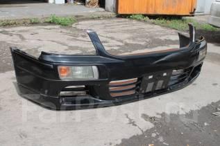 Бампер. Nissan Stagea, WGNC34