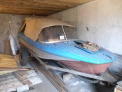 Казанка-5М. Год: 1996 год, длина 5,00м., двигатель подвесной, 30,00л.с., бензин