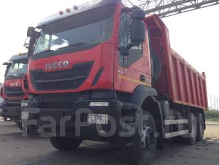 Iveco Trakker. Продаётся самосвал 653901, 13 000 куб. см., 20 000 кг.