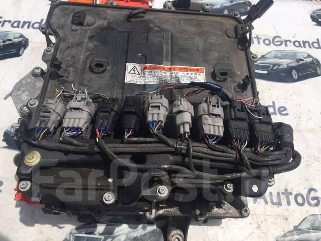 Инвертор. Toyota Estima Hybrid, AHR10W Toyota Estima, AHR10W, AHR10 Двигатель 2AZFXE