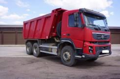 Volvo FM. Самосвал 6х4,2011, 2 800 куб. см., 25 000 кг.