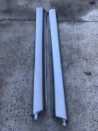 Накладка на порог. Mercedes-Benz M-Class, W163