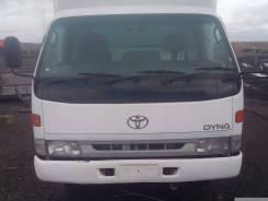 Кабина. Toyota Dyna, BU212