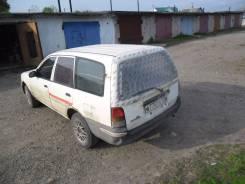 Nissan AD. механика, передний, 1.5 (70 л.с.), бензин, 267 000 тыс. км