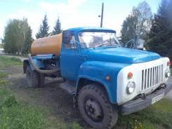 ГАЗ 53-12. Продается ассенизатор , 4 500 куб. см., 3,20куб. м.