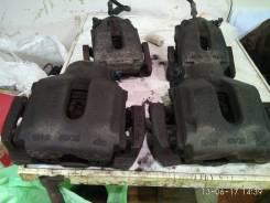 Суппорт тормозной. BMW 5-Series, E39 Двигатели: M57D30, M62B44, M57D25, M62B35T, M54B22, M62B44T, M62B35, M54B25, M54B30