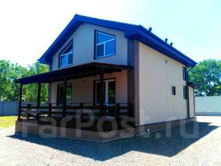 Новый дом по самой энергосберегающей и долговечной технологии. Озерная 19, р-н пригород, площадь дома 150 кв.м., централизованный водопровод, электри...