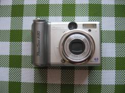 Canon PowerShot A80. 4 - 4.9 Мп, зум: 3х