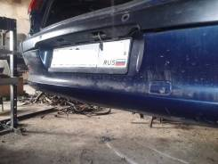 Бампер. Peugeot 607