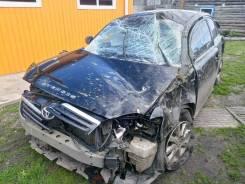 Toyota Avensis. Птс тойота авенсис