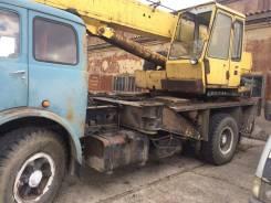 МАЗ 5334. Продается автокран маз, 14 000 кг.