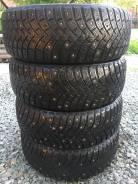 Michelin MXK Green. Зимние, шипованные, износ: 50%, 4 шт