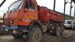Камаз 43118 Сайгак. КамАЗ-43118-10 вакуумная автоцистерна 2011 год В Волгограде