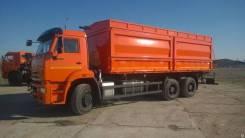 Камаз 6520. Самосвал -6030-73, 400 куб. см., 19 000 кг.