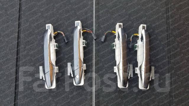 Ручка двери внешняя. Acura Legend Acura RL Honda Legend, KB1, KB2 Двигатели: J35A, J35A8, J37A2, J37A3, J37A