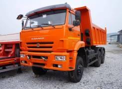 Камаз 6522. Самосвал -6012-43, 400 куб. см., 19 000 кг.