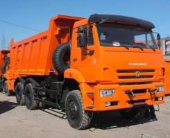 Камаз 6522. Самосвал -6011-43, 400 куб. см., 19 000 кг.