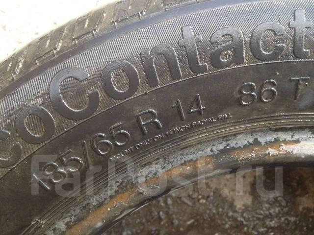 Continental ContiEcoContactEP. Летние, 50%, 1 шт