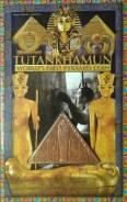 О-в Мэн 1 крона 2008 Тутанхамон Саргофаг Египет Бронза Unc