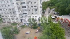 1-комнатная, улица Чкалова 22. Вторая речка, агентство, 32кв.м. Вид из окна днём