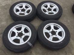 175/80 R16 Bridgestone Dueler H/T литые диски 5х139.7 (L13-1601)