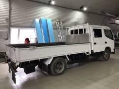Toyota Dyna. 2001г., двухкабинный грузовик, 4 613 куб. см., 2 000 кг.