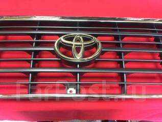 Решетка радиатора. Toyota Land Cruiser, FZJ80, HZJ80 Двигатели: 1HZ, 1FZFE, 1FZF