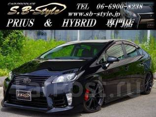 Toyota Prius. автомат, передний, 1.8, электричество, 36 500 тыс. км, б/п. Под заказ