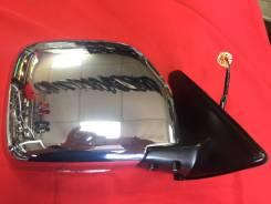 Зеркало заднего вида боковое. Toyota Land Cruiser Prado, KZJ90, VZJ95, KZJ95 Двигатели: 1KZTE, 5VZFE