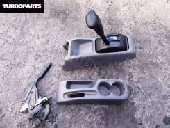 Селектор кпп. Suzuki Jimny, JB33W, JB43W Suzuki Jimny Wide, JB33W, JB43W Двигатели: G13B, M13A