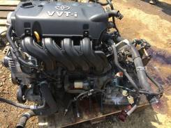 Двигатель в сборе. Toyota Corolla Fielder, NZE121 Двигатель 1NZFE