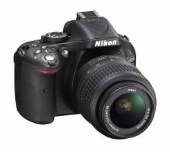 Nikon D5200 Kit. 20 и более Мп, зум: 10х