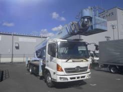 Hino Ranger. Автовышка HINO Ranger., 4 700 куб. см., 27 м.