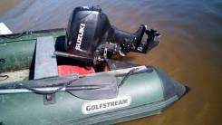 Golfstream. Год: 2013 год, длина 365,00м., двигатель подвесной, 30,00л.с., бензин