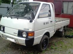 Nissan Vanette. Грузовик дизель 4WD, 2 000 куб. см., 1 250 кг.