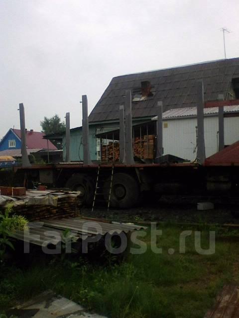 МАЗ 630300-2121. Продается МАЗ лесовоз площадка, 14 860 куб. см., 24 500 кг.