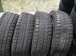 Pirelli Ice Asimmetrico. Зимние, без шипов, 2014 год, износ: 20%, 4 шт