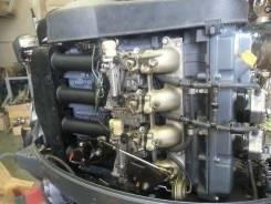 Yamaha. 100,00л.с., 4х тактный, бензин, нога L (508 мм), Год: 2007 год