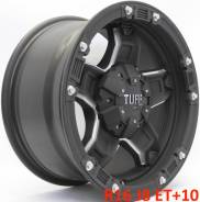 Tuff A.T. T-10. 8.0x16, 5x114.30, 5x127.00, ET10, ЦО 71,6мм.