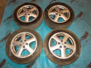 Колеса R16 Tourer + резина 205/55/R16. 6.5x16 5x114.30 ET50