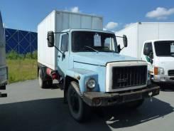 ГАЗ 3307. Газ 33073 с термо будкой, 7 000 куб. см., 7 850 кг.
