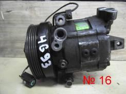 Компрессор кондиционера. Mitsubishi Pajero iO, H66W Двигатель 4G93