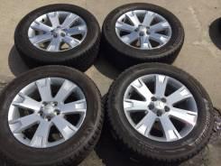 255/55 R18 Michelin Latitude X-Ice литые диски 5х114.3 (L13-1805)