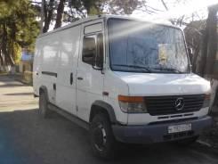 Mercedes-Benz 814D. Mercedes-Benz Vario 612D, 2 900 куб. см., 3 000 кг.