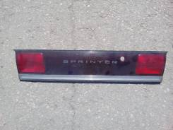 Вставка багажника. Toyota Sprinter, AE100 Двигатель 5AFE