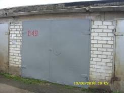 Гаражи капитальные. улица Малиновского 43, р-н Индустриальный, 25 кв.м., электричество, подвал.