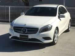 Mercedes-Benz A-Class. вариатор, передний, 1.6, бензин, 12 000тыс. км, б/п. Под заказ
